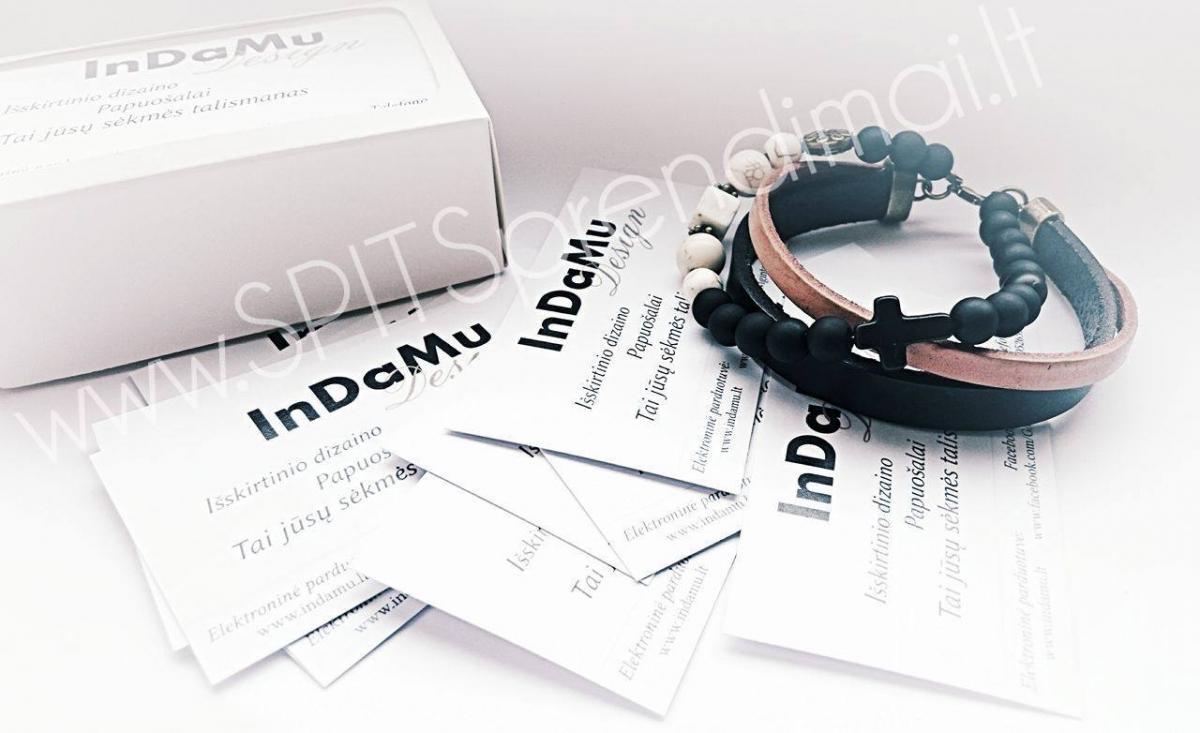 InDaMu Design vizitinės