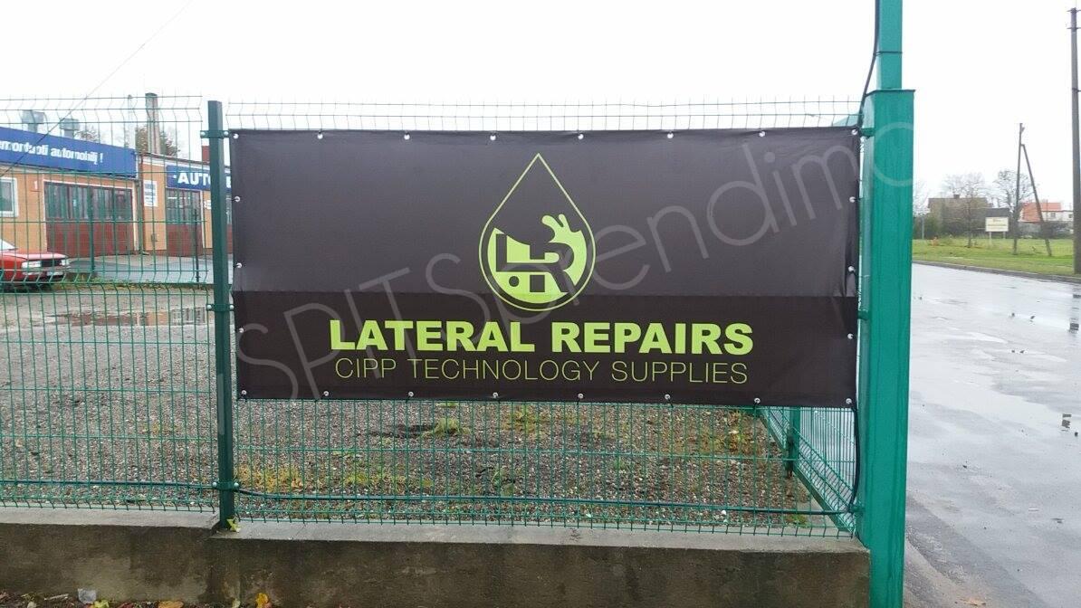 Lateral Repairs tentas