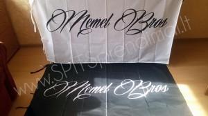 Memel Bros vėliavos