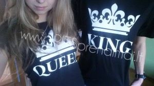Queen & King maikutės